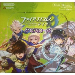 Boite display Fire Emblem Cipher B10 serie 10