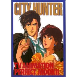 City hunter - TV Animation perfect mook