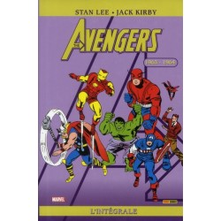 Comic Avenger L'intégrale : Tome 1