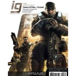 IG Magazine 16 : Gears of war & unreal