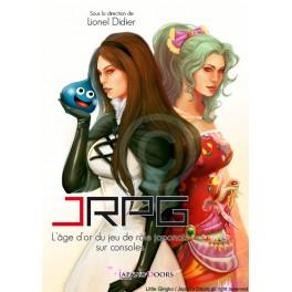 J-RPG l'âge d'or du jeu rôle japonais - édition collector